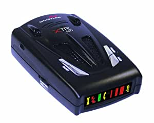 Whistler XTR-140 Laser/Radar Detector with Exclusive Twin Alert Periscopes