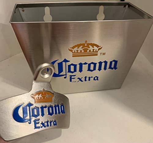 bottle opener wall mount corona - 7