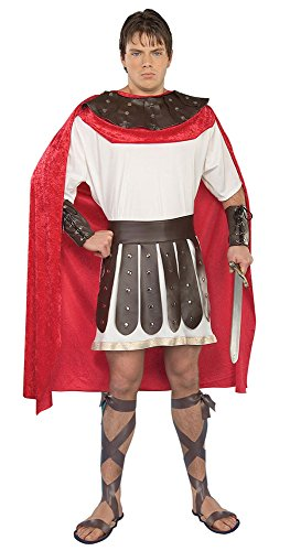 [Forum Novelties Mens Roman Egyptian Gladiator Warrior Marc Anthony Costume, One Size] (Cheap Roman Costumes)