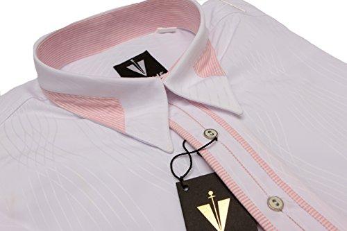 Leche - Camisa casual - para hombre