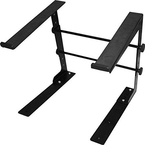 Ultimate Support JSLPT100 Multi-Purpose Laptop/DJ Stand with Stand Alone Base JamStands