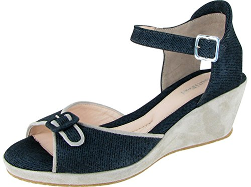 Beautifeel Juliana Kvinnor Sandal Svarta Jeans