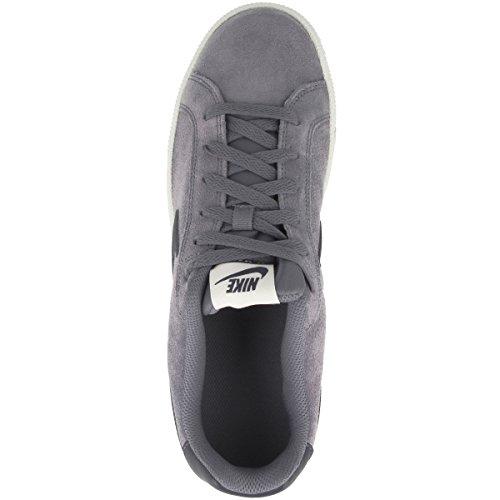 Uomo Nike Suede Court Blu Royale Sneaker Marino 64w04Tq