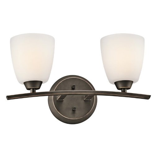 9022WH Seaside 1LT 12IN Exterior Wall Mount, White Finish
