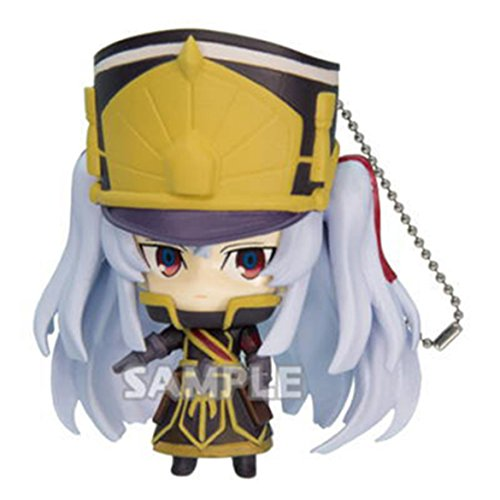 Re:Creators Altair Character Capsule Mascot Swing Key Chain Anime Art Collection ()