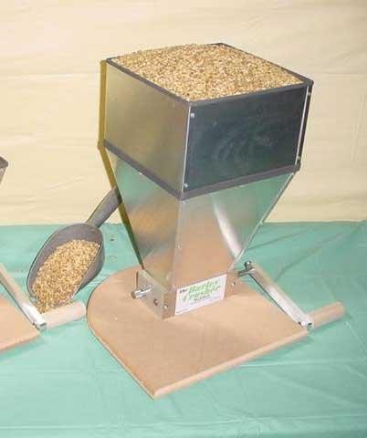 Barley Crusher MaltMill w/ 15 lb Hopper