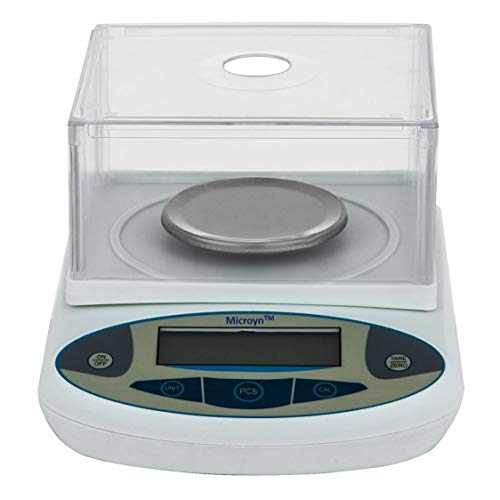 1mg Digital Analytical Balance Electronic Scale Precision Lab Balance, 200X0.001g