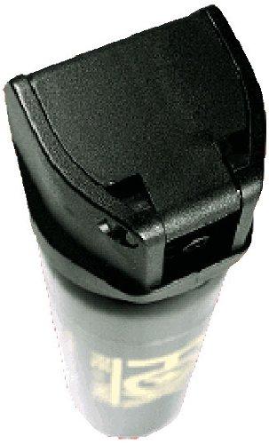 ACK, LLC Fox Labs 3 Ounce 2% OC 5.3-mm UV Flip Top Medium Cone Fog Pepper Spray