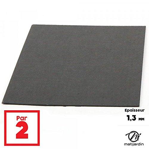 Kit 7 feuilles joint 150 x 150 mm Pi/èce neuve