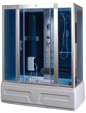 Steam Shower Jaccuzi Amazon Co Uk Kitchen Home