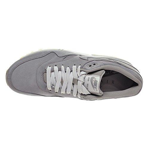 Shoe Greyneutral Max Men's Nike Grey Premium New Ltr Air 1 Medium Kc1J3lFT