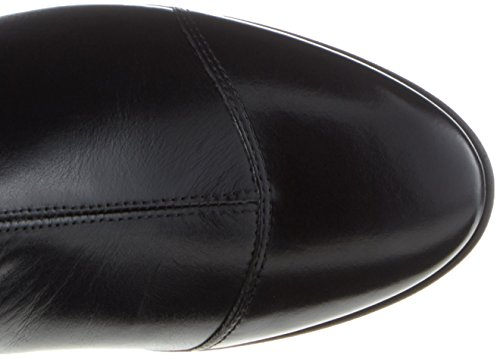 Marc OPolo Mid Heel Medium Boot 70714187101122, Stivali Arricciati Donna Nero (Nero)