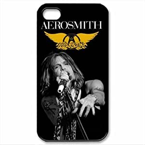 Iphone4/4S cover Aerosmith Hard Silicone Case