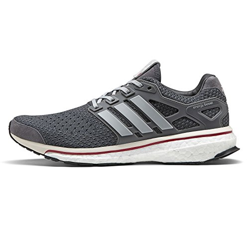adidas Männer Energy Boost 'Run Thru Time' Grau S81135 Granit / klar