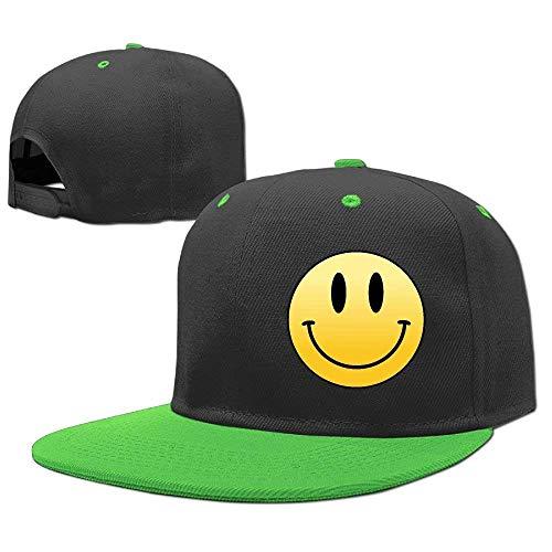 Gorras Caps béisbol RGFJJE Hat Hop Baseball Boy Smiling Face Girl Hip Fna4xZ6