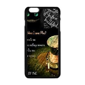 Alice in wonderland Phone Case for Iphone 6 Plus