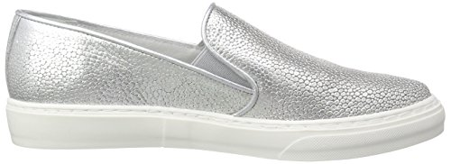 BmecX 100 Sneakers Women's Top Silver Silver Bronx Low Ag7Ux7q