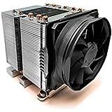 Dynatron b14インテルXeonプラチナ/ゴールドファミリプロセッサー、製品旧Skylake )、ソケットfclga3647、正方形ILM、アルミニウムヒートシンクwith Heatpipe埋め込み、8025Axial PWMファン