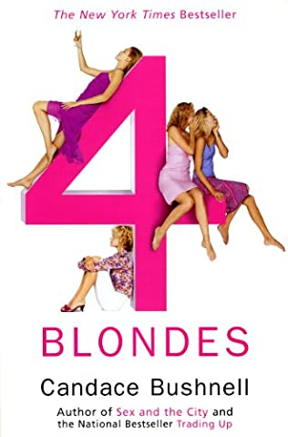 book cover of Four Blondes