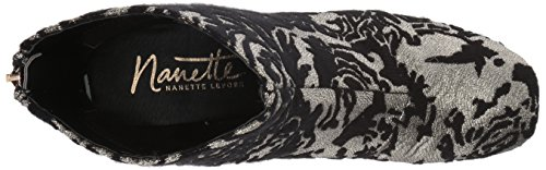 Zeh Nanette Frauen Geschlossener Lepore Fashion Pewter Stiefel 8nPqSOUv