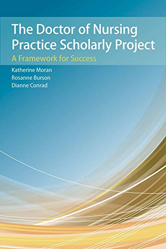 The Doctor of Nursing Practice Scholarly Project: A