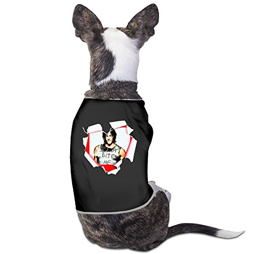 LOVE-Cool The Walking Dead Daryl Dixon Norman Reedus Pet Dog Clothes. (Walking Dead Dog Merchandise compare prices)