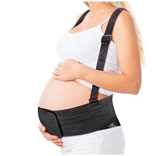 Belly Protection Straps Cross-Shoulder for Pregnant Women