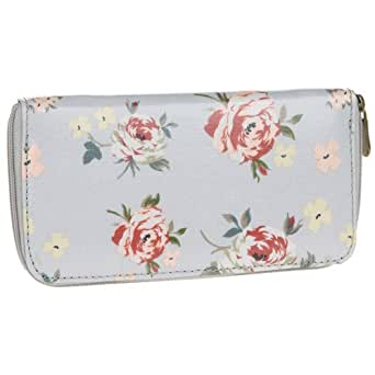 Fabulous Womens Vintage Floral Wallet Purse Oilcloth Shabby Chic New At Amazon Women S