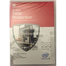 McAfee Total (Protects up to 3 Pcs) (3), Multicolor
