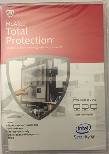 Mcafee Total Protection Protects pcs