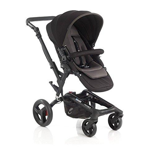 Jane Rider Premium Travel System Stroller - With Bassinet Klein