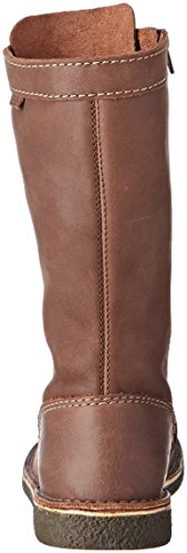 Kickers Women's Meetkiknew Ankle Boots, Black Brown (Marron Foncé)