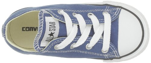 Ox mixte enfant Converse Bleu mode Season Baskets Bleu Ctas Fonce 7nExqEU