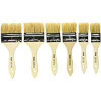 Linzer A 1506 Chip Brush Set (6 Piece)