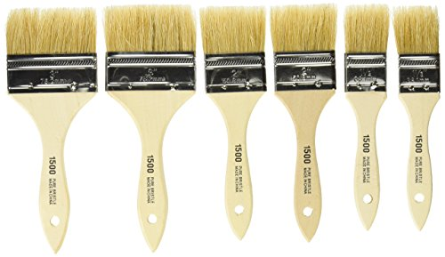 Cheap Paint Brushes (Linzer A A 1506 Chip Brush)