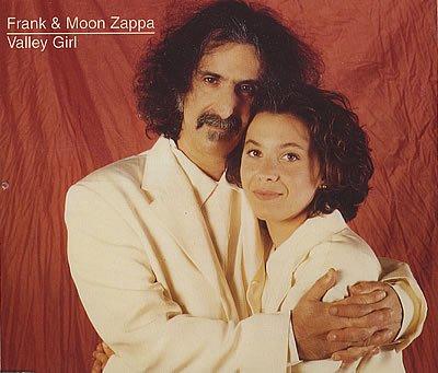 Valley Girl (Ultra Rare 2 Track Cd Single) (Moon Unit Zappa Valley Girl compare prices)