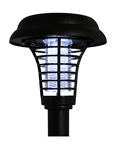 BlueDot-Trading-LED-Solar-Pathway-Lights-UV-Light-Bug-Zapper-in-One-Set-of-2