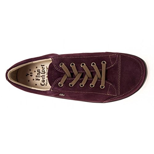 Shoes Finn Comfort Vino Soho Womens 2743 Suede YXrUY