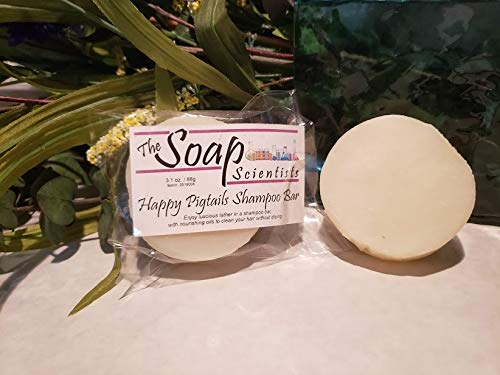 Happy Pigtail Shampoo Bar