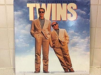 Philip Bailey And Little Richard Twins 1988 Little Richard Vinyl Maxi Single Vinyl 12 Amazon Com Music