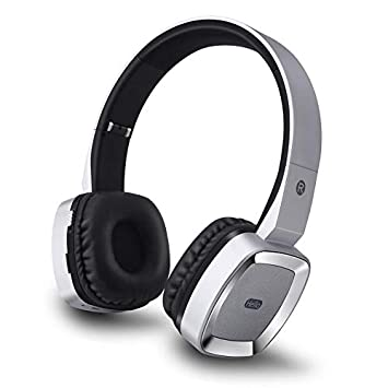 GAX Auriculares Estéreo Bluetooth Auricular, Plug and Play, Ligero, Hi-Fi Estéreo