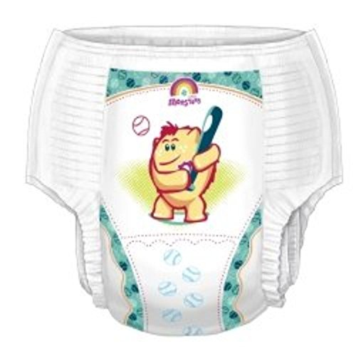 COVIDIEN Youth Training Pants Curity Pull On X-Large Disposable Heavy Absorbency (#70065BA, Sold Per ()