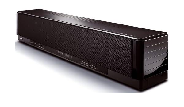 Yamaha YSP 3000 multicanal-proyector de Sonido Negro: Amazon.es ...