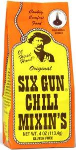 6 gun chili mix - 8