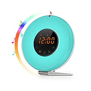Sunrise Alarm Clock Joyful Heart Best Wake