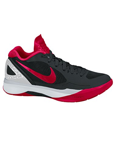 Nueva Nike voleo zoom Hyperspike Negro / rojo 6 Black/Metallic Silver/White/Gym Red