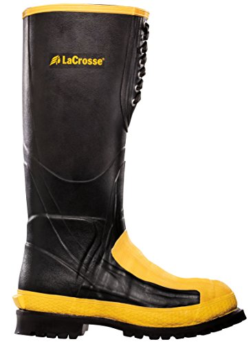LaCrosse Men's Meta-Pac AP 16 Inch Boot,Black,11 M US ()