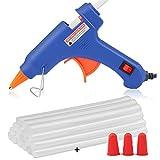 Hot Glue Gun, WEIO Upgrated 25W Mini Hot Melt Glue Gun Rapid Heating