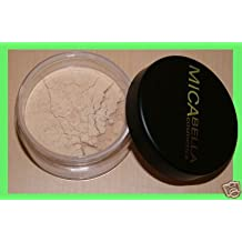 Micabella Natural 9gr Mineral Makeup Foundation #2 Sundstone - Light Skin +Blush Wild Rose by micabella cosmetic