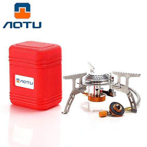3500W Mini Portable Ultralight Foldable Stainless Steel G...